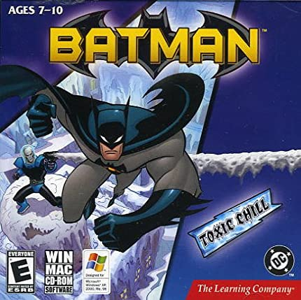 Batman: toxic chill gameplay walkthrough part 9: saving the.