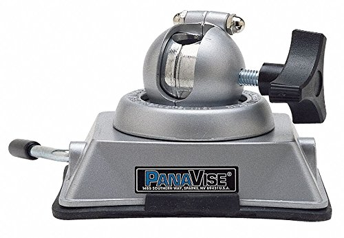 Price comparison product image Swivel Vacuum Vise Base,  Aluminum,  Vacuum Base