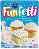 Pillsbury Funfetti Cake Mix, 15.25 oz