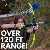 FAUX BOW - Shoots Over 120 Feet - Foam Bow & Arrow