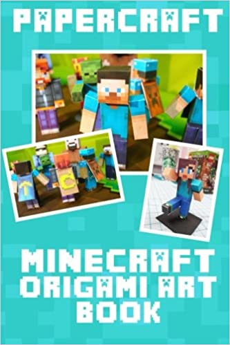 Buy Papercraft Minecraft Origami Art Book Book Online At Low Prices