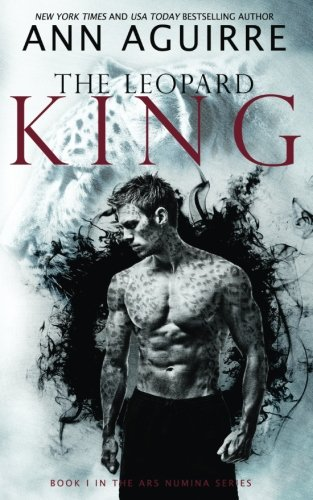 book cover of The Leopard King