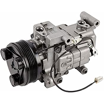 Reman AC Compressor & A/C Clutch For Mazda 3 & 5 - BuyAutoParts 60-01814RC Remanufactured