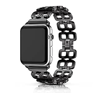 Amazon.com: ANCOOL for Apple Watch Band 38mm 42mm for Men