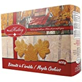 North Hatley Maple Syrup Cookies 400gr (2 boxes)