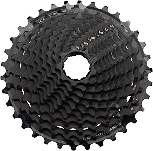 ethirteen by The Hive XCX Plus Cassette - 11 Speed, 9-34t, Black, for XD Driver Body