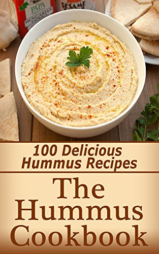 The Hummus Cookbook: 100 Delicious Hummus Recipes by [Langford, Kayla]