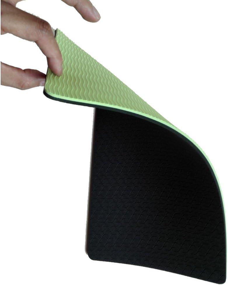 VORCOOL Yoga Knee Cushion Seat Pad Sitting Kneeling Cushion Pad for Sports Outdoors Picnic 38 x 21 x 8mm Random Color