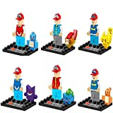 OliaDesign Pokémon Lego Compatible Minifigure