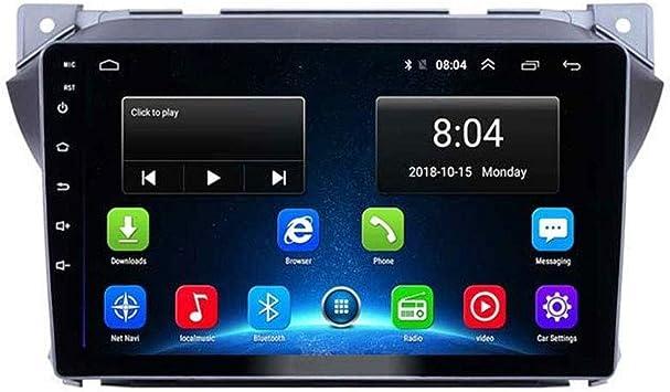 Navegación GPS para Coches Suzuki Alto, 2009-2016 9 Pulgadas Android 8.1 4G8 núcleo de navegación GPS 32G, Radio, Equipo de música, Bluetooth, navegador GPS,4G2G32G: Amazon.es: Electrónica