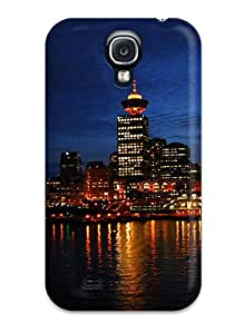 Galaxy S4 Case Cover With Shock Absorbent Protective NlpcUIc593MjhuJ Case
