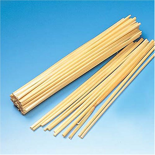 - Gütermann / KnorrPrandell 8532974 Craft Straws 22 cm Natural Light Colour 500 Pieces per Bag
