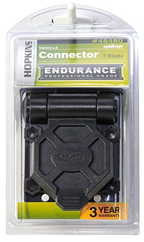 Hopkins 48480 Endurance 7-Way Tow Vehicle End Socket