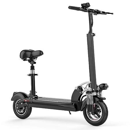 JKKL-C Coche eléctrico Plegable, Scooter para Adultos ...