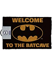 Batman Logo Outdoor Doormat
