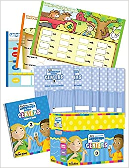 Daily Language Review Centers, Grade 3 Classroom Kit: Evan Moor