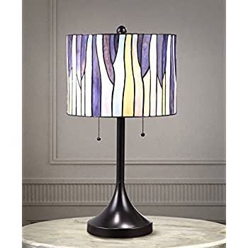 "Dimond Lighting D2232 Alva Table Lamp, 27"" x 12"" x 27"