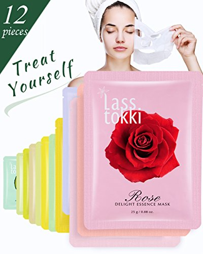 Face Mask Lasstokki Korean Delight