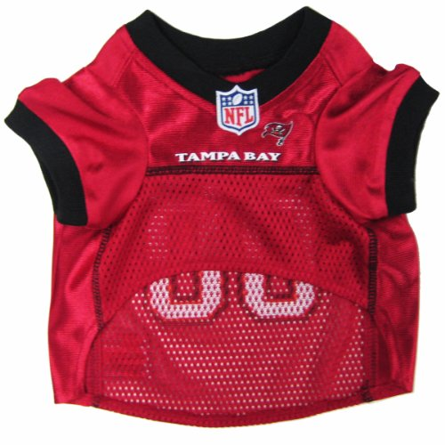 (NFL TAMPA BAY BUCCANEERS DOG Jersey, Medium)