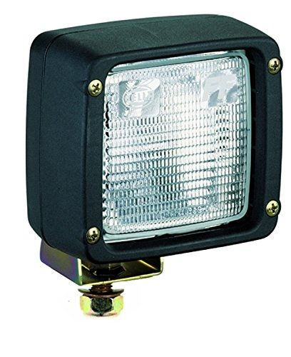 HELLA H15506021 '8517 Series' 12V DC Halogen Deck Floodlight with Black Housing Review