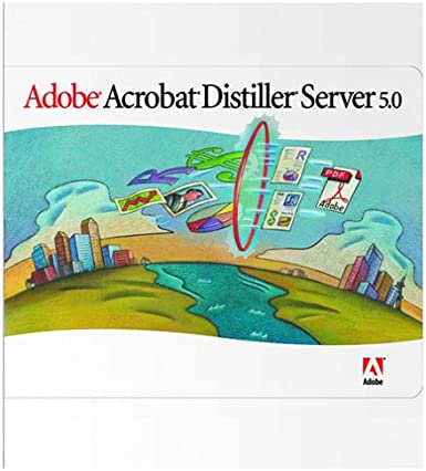 Adobe acrobat distiller for mac