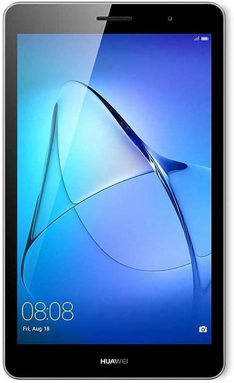 Huawei Mediapad T3 8 - Tablet de 8 pulgadas IPS HD (WiFi + 4G, Procesador quad-core Qualcomm Snapdragon 425, 2 GB de RAM, 16 GB de memoria interna, Android 7 Nougat), color gris: Huawei: Amazon.es: Informática