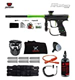 Cheap Proto Rize MaXXed Corporal HPA Paintball Gun Package – Black/Lime