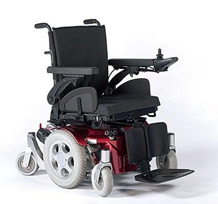 Sunrise Medical Quickie Salsa M eléctrico de silla asiento, Ancho 46, la silla eléctrica