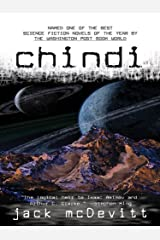 Chindi (The Academy series(Priscilla Hutchins) novel Book 3) Kindle Edition