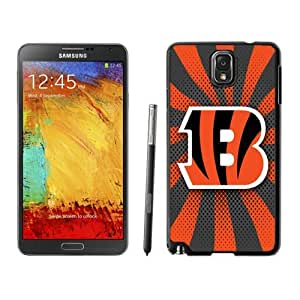 Cincinnati Bengals NFL Samsung Galalxy Note 3 Case,Galaxy Note 3 Covers
