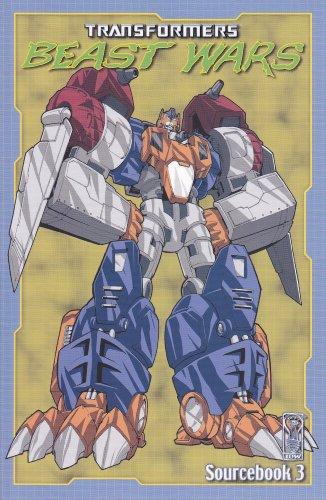 Transformers Beast Wars Sourcebook , Issue 3