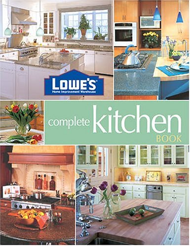 Lowes Complete Kitchen Book  Lowes Home Improvement