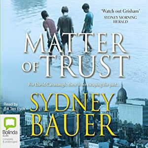 Matter of Trust Audiobook