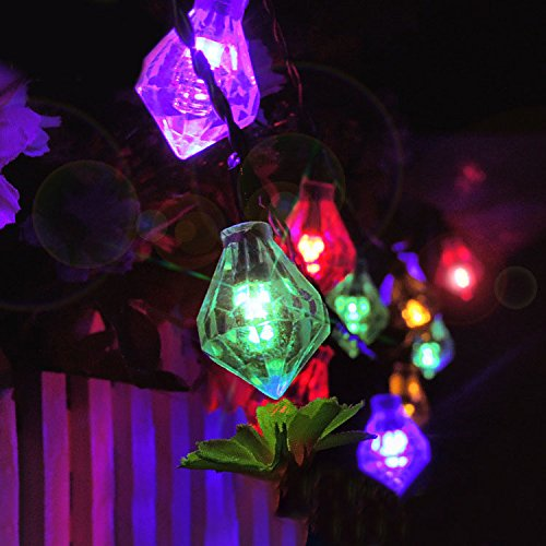 Noma Led Solar Christmas Light