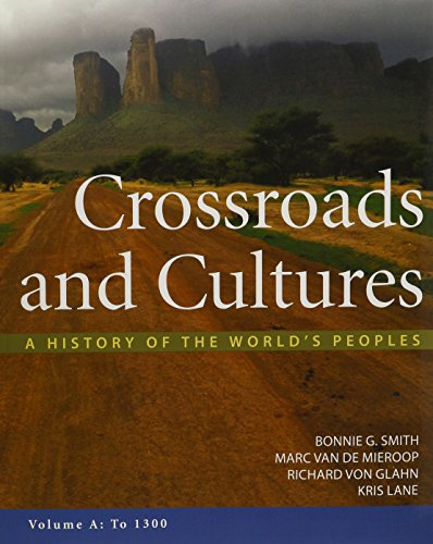 Crossroads and Cultures, Volume A & Sources of Crossroads & Culture, Volume 1