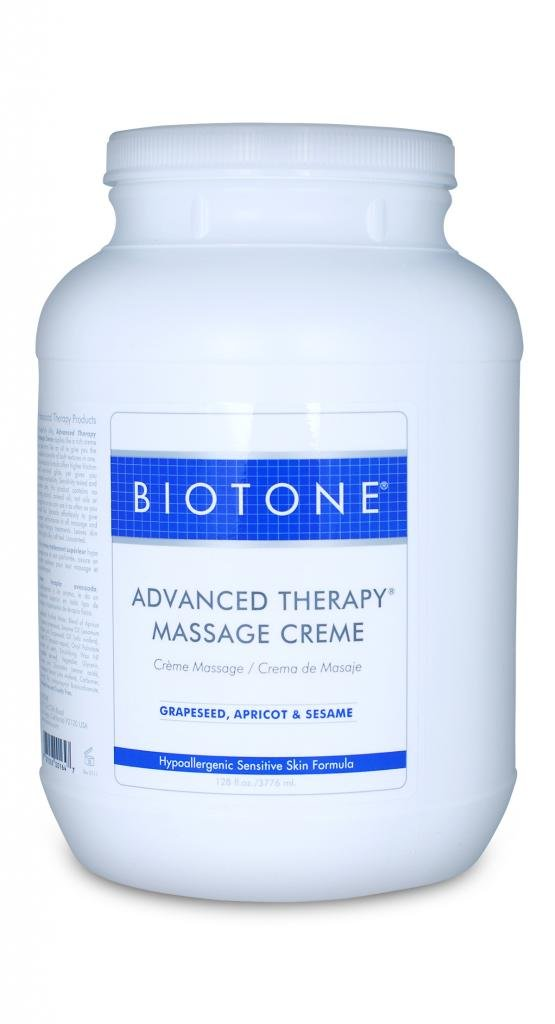 Biotone Advanced Therapy Mass Cream Gal, 128 Ounce by Biotone (Image #1)