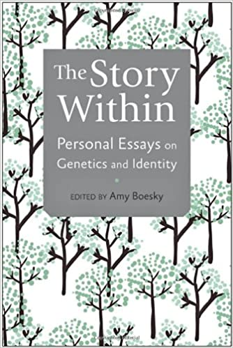 personal essays on identity Agree that our criteria of personal identity do not cover certain cases 2 implicit in john locke, essay concerning human understanding, ed by john.