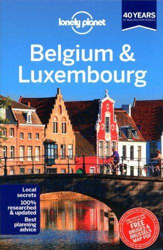 Lonely Planet Belgium & Luxembourg (Travel Guide) Paperback – May 1, 2013 Mark Elliott Helena Smith 1741799503 Netherlands