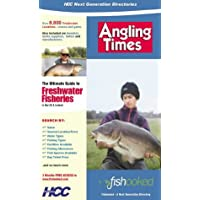 """""""Angling Times"""" Fishooked Directory: The Ultimate Where to Fish Guide to Freshwater Fisheries in the UK and Ireland (Next Generation Directories)"""