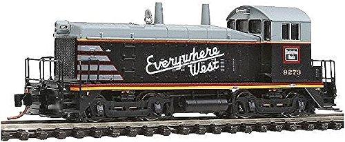 Walthers Proto - PROTO N Diesel EMD SW9/1200 - Standard DC Chicago, Burlington & Quincy #9273