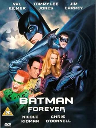 Resultado de imagen para 'Batman Forever' (1995)