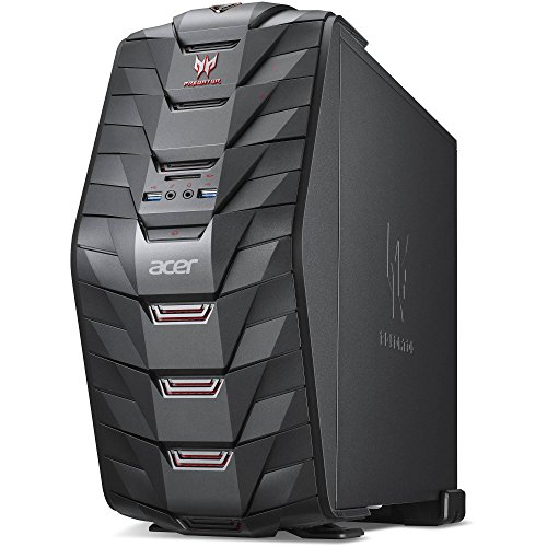 Click to buy Acer Predator G3 Intel Core i7-7700K 4.2GHz/2TB 7200RPM + 1TB Solid State Drive/32GB DDR4 SDRAM/Nvidia GeForce GTX 1080 TI 11GB GDDR5X Graphics/1000W/Windows 10 Gaming Desktop - From only $4200