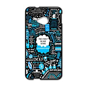 RHGGB Cest la vie Cell Phone Case for HTC One M7