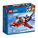 Toys : LEGO City Airshow Jet 60177 Building Kit (87 Piece)