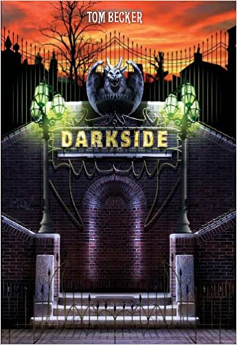 Amazon Darkside Book 1 9780545037396 Tom Becker Books