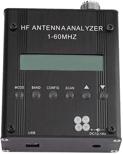 Rockyin MR300 Digital analizador de Antena de Onda Corta del ...