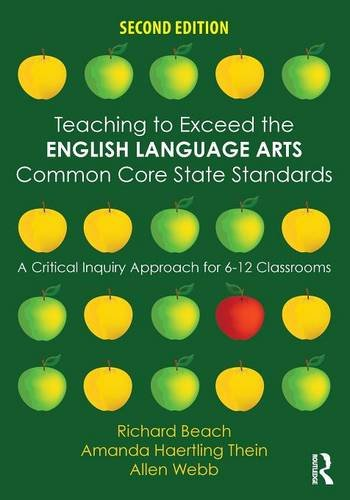 Teaching to Exceed the English Language  - 9 Language Arts Shopping Results