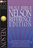Holy Bible: New King James Version, Black, Reference Edition