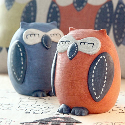 XDOBO Cartoon Piggy Bank Cute Creative Large Piggy Bank Coin Bank,Saving Money Box,Set of 2 pcs