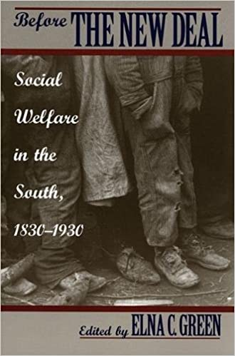 Before the New Deal: Social Welfare in the South, 1830-1930